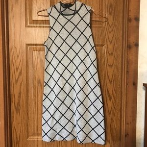 ANTHRO Romeo & Juliet couture knit  dress XS